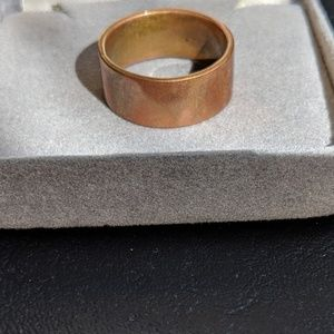Other - Designer Copper Ring